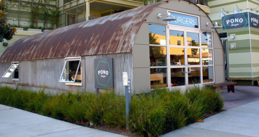 Pono Burger - Location - Santa Monica